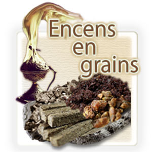 Acheter des Encens en Grains