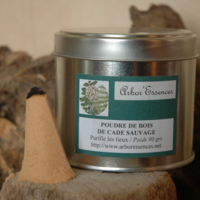 bois de cade en poudre achat vente encens en poudre bois de cade 15 grammes. Black Bedroom Furniture Sets. Home Design Ideas